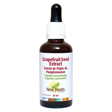 Dropper Bottle of Grapefruit Seed Extract 30 Milliliters