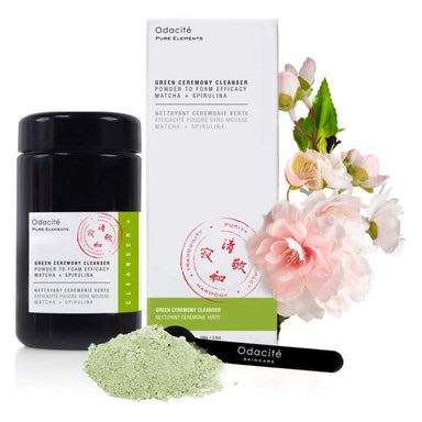 Ocadite Green Ceremony Cleanser