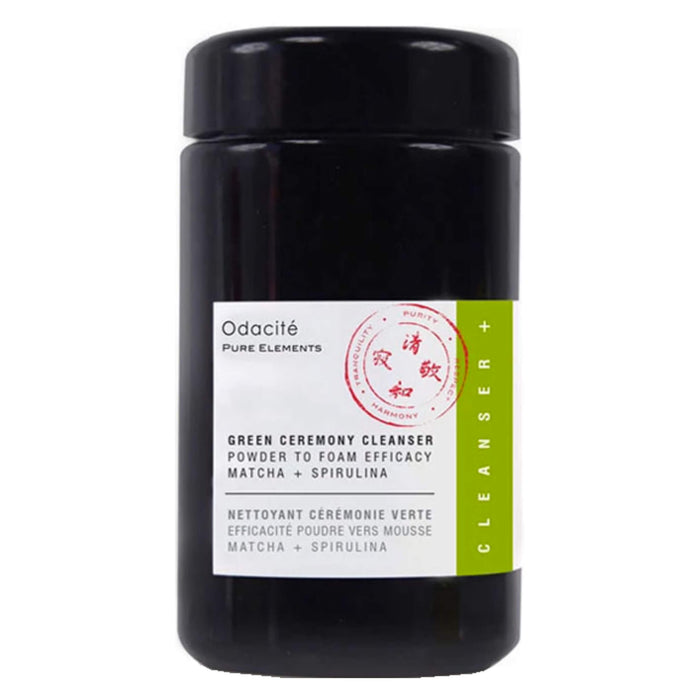 Bottle of Ocadite Green Ceremony Cleanser 3.5 Ounces