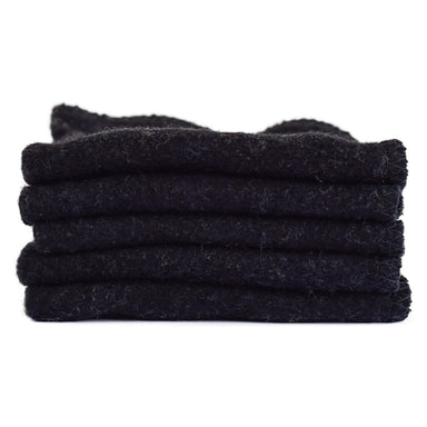Cheeks Ahoy Black Hemp Cloth Wipes