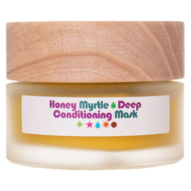 Jar of Living Libations Honey Myrtle Deep Conditioning Mask 50 Milliliters