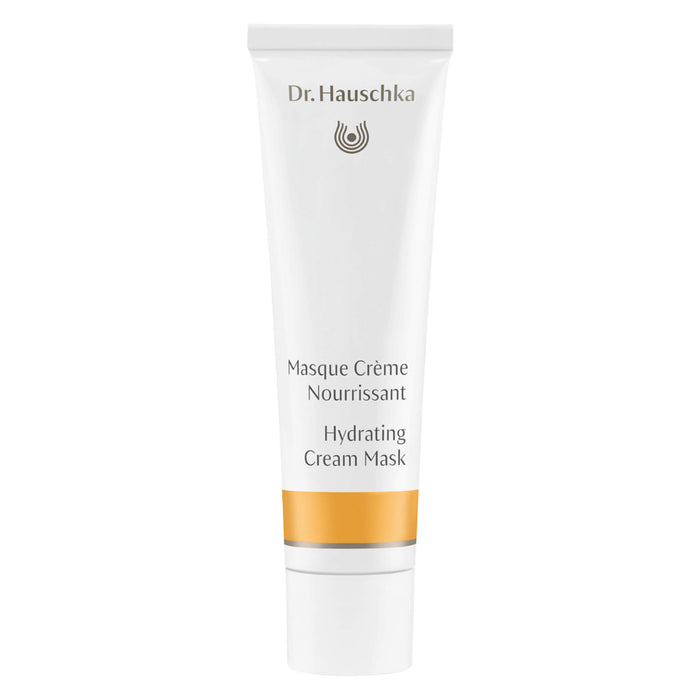 Bottle of Dr. Hauschka Hydrating Cream Mask 30 Milliliters