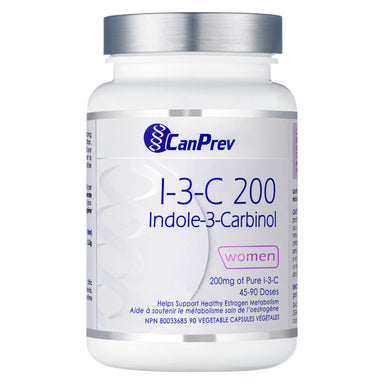 Bottle of I-3-C Women 90 Capsules