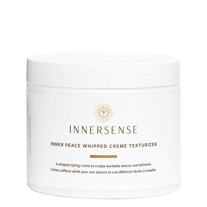 Jar of Innersense Inner Peace Whipped Creme Texturizer 3.4 Ounces