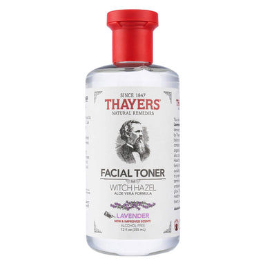 Bottle of Thayers Lavender Facial Toner 12 Ounces