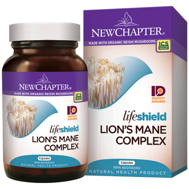 Container of LifeShield Lion's Mane Complex