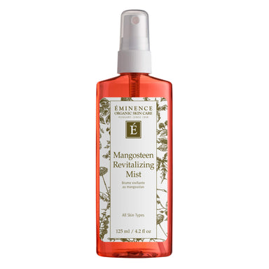 Spray Bottle of Eminence Mangosteen Revitalizing Mist 125 Milliliters