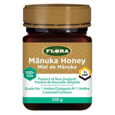 Jar of Manuka Honey (MGO 100+) 500 Grams