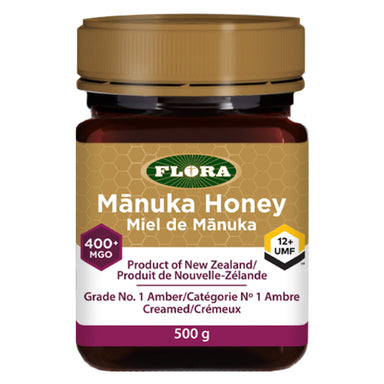 Jar of Manuka Honey (MGO 400+) 500 Grams