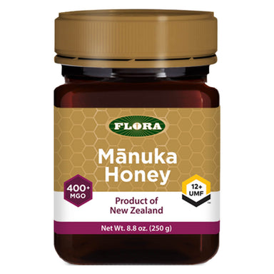 Jar of Manuka Honey (MGO 400+) 250 Grams