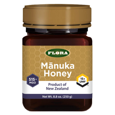 Jar of Manuka Honey (MGO 515+) 250 Grams