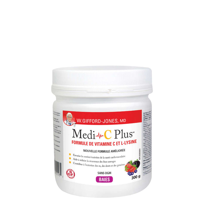 Medi-C Plus with Magnesium Powder