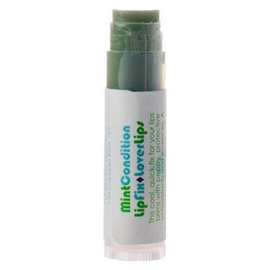 Tube of Living Libations Mint Condition Lip Fix 5 Milliliters