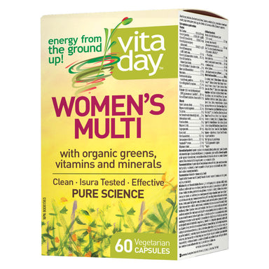 Box of Women's Multi 60 Vegetarian Capsules