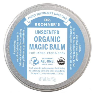 Tin of Dr. Bronner's Organic Magic Balm 57 Grams