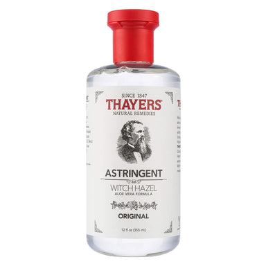 Bottle of Thayers Original Astringent 12 Ounces