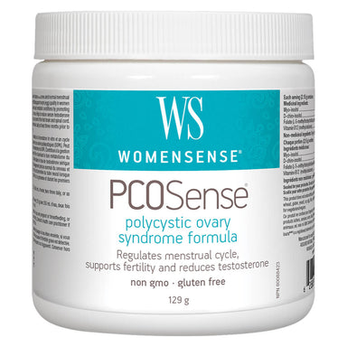 Container of WomenSense PCOSense 129 Grams