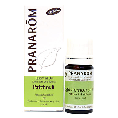 Pranarom - Patchouli Essential Oil | Optimum Health Vitamins, Canada