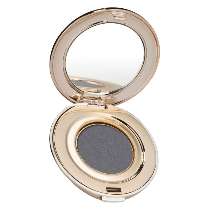 Compact of Jane Iredale PurePressed Eyeshadow Single Smoky Grey