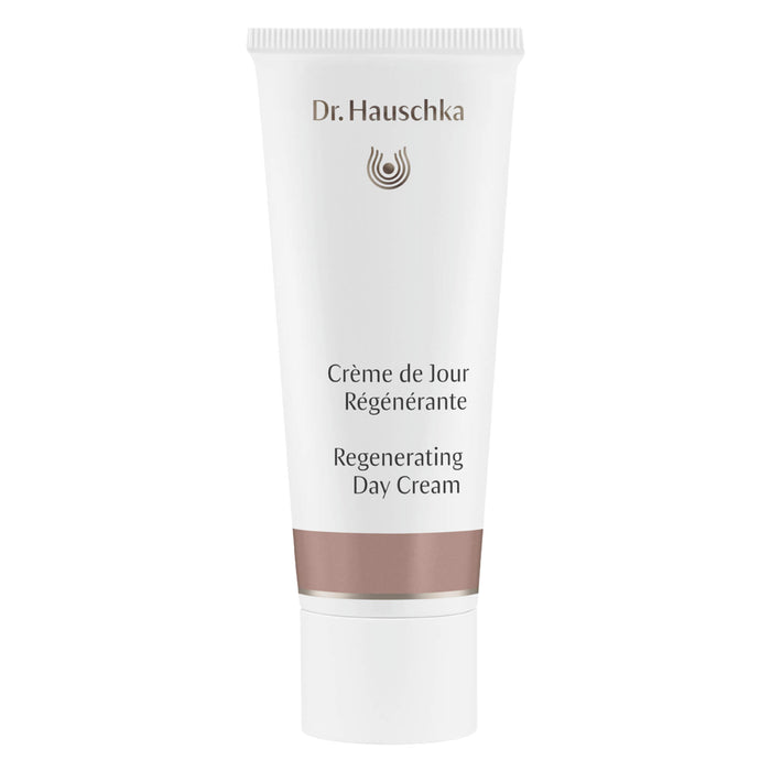 Bottle of Dr. Hauschka Regenerating Day Cream 40 Milliliters