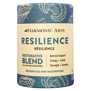 Container of Harmonic Arts Resilience Restorative Blend 100 Grams