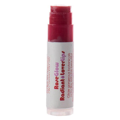 Tube of Living Libations RoseGlow Lover Lips 5 Milliliters
