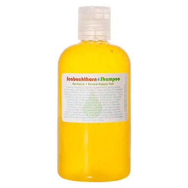 Bottle of Living Libations Seabuckthorn Shampoo 240 Milliliters