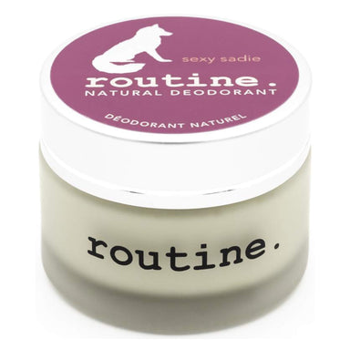 Jar of Routine Sexy Sadie (Baking Soda Free) 2 Ounces