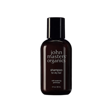 Bottle of John Masters Organics Shampoo for Dry Hair with Evening Primrose 2 Ounces