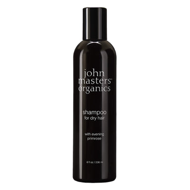 Bottle of John Masters Organics Shampoo for Dry Hair with Evening Primrose 8 Ounces