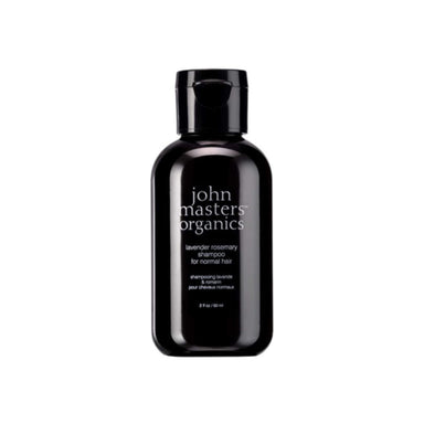 Bottle of John Masters Organics Shampoo for Normal Hair with Lavender & Rosemary 2 Ounces