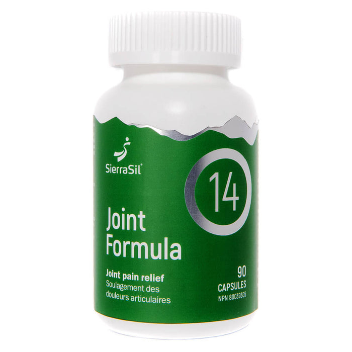 Bottle of Joint Formula 14 90 Capsules