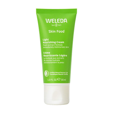 Bottle of Weleda Skin Food Light Nourishing Cream 1.0 Ounces