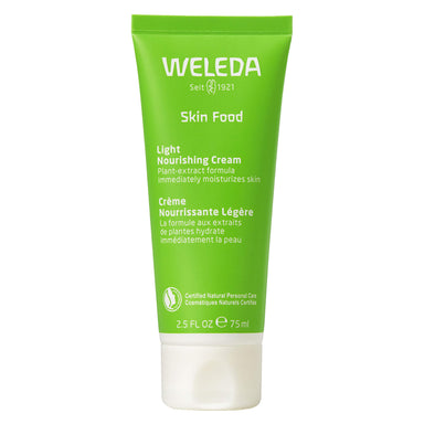 Bottle of Weleda Skin Food Light Nourishing Cream 2.5 Ounces