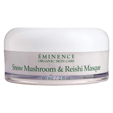 Jar of Eminence Snow Mushroom & Reishi Masque 2 Ounces