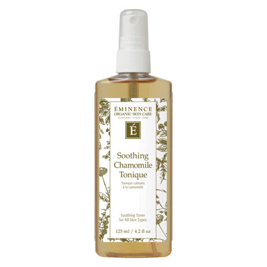 Spray Bottle of Eminence Soothing Chamomile Tonique 125 Milliliters