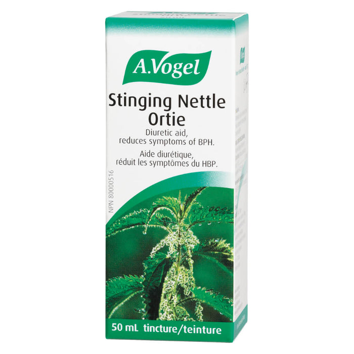 Box of A. Vogel Stinging Nettle Tincture 50 Milliliters