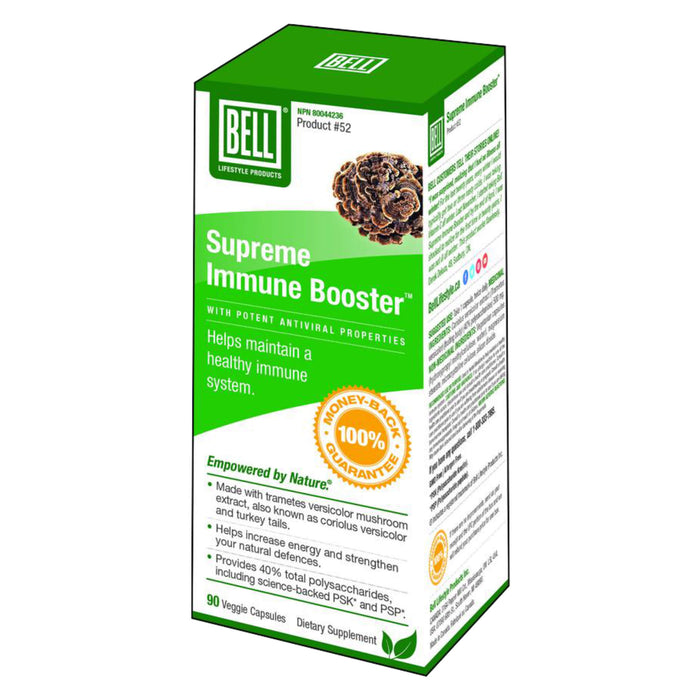 Box of Bell Supreme Immune Booster™ 90 Veggie Capsules