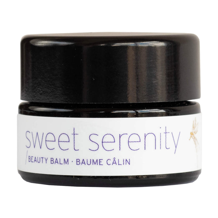 Jar of Max and Me Sweet Serenity/Beauty Balm 1/6 Ounces