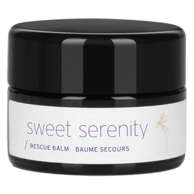 Jar of Max and Me Sweet Serenity/Rescue Balm 1/2 Ounce