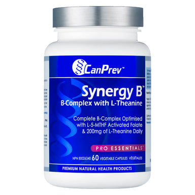 Bottle of Synergy B™ 60 Capsules