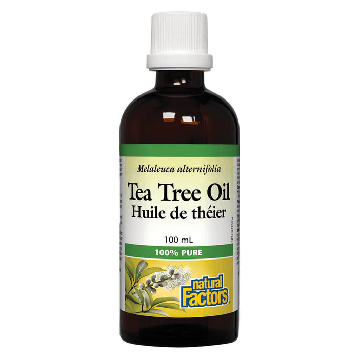 Bottle of Tea Tree Oil 100 Milliliters