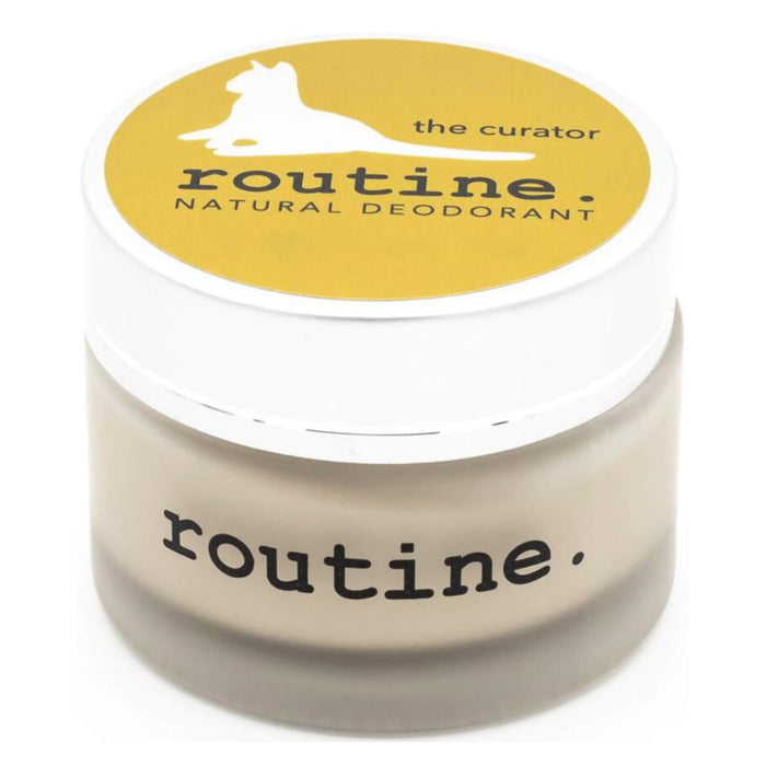 Jar of Routine The Curator (Baking Soda Free) 2 Ounces