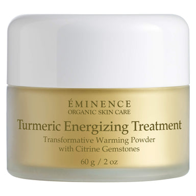 Jar of Eminence Turmeric Energizing Treatment 2 Ounces