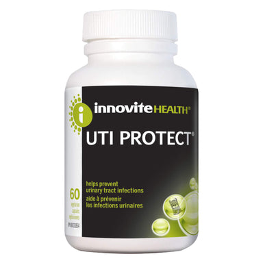 Bottle of Innovite UTI Protect 60 Vegetarian Capsules