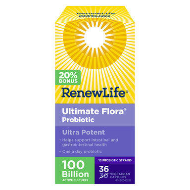 Ultimate Flora Ultra Potent 100 Billion