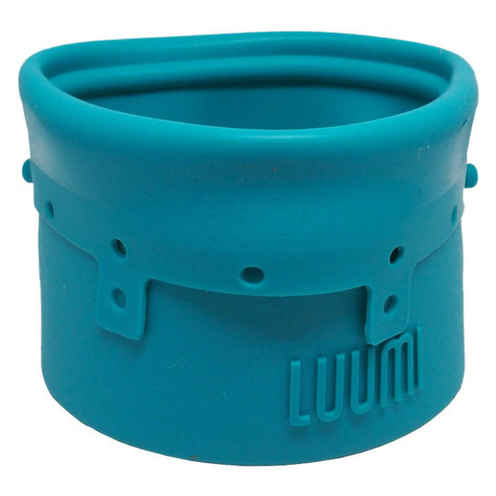 Luumi Unplastic Silicone Bowl Bag Blue Small