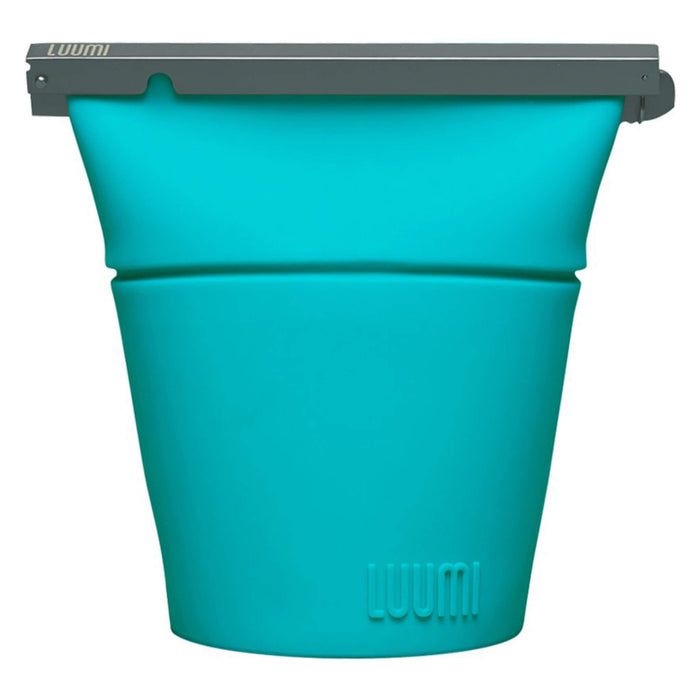 Luumi Unplastic Silicone Bowl Bag Blue Large