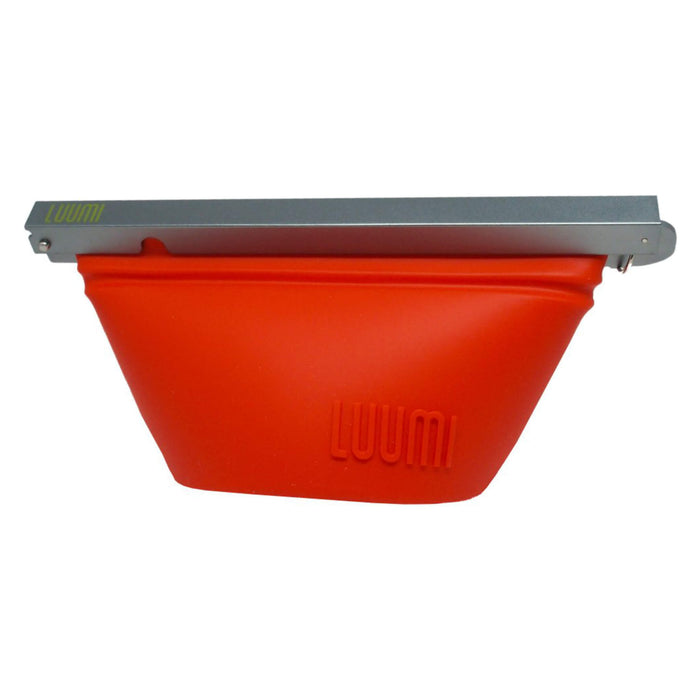 Luumi Unplastic Silicone Bowl Bag Red Small