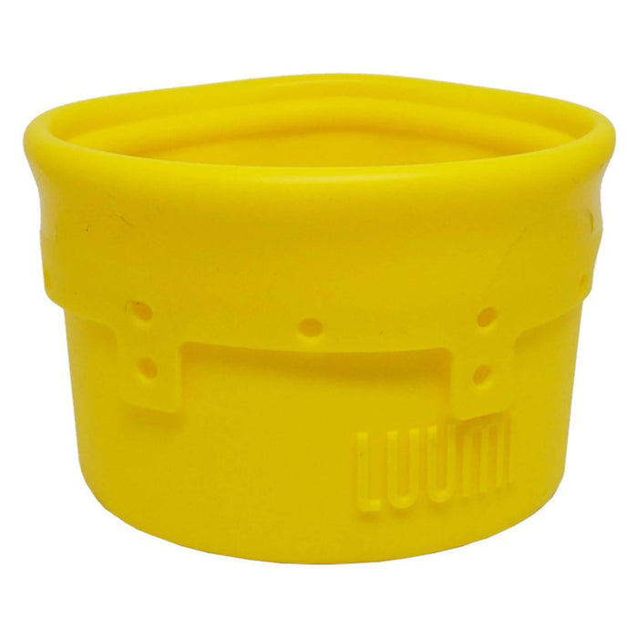 Luumi Unplastic Silicone Bowl Bag Yellow Small